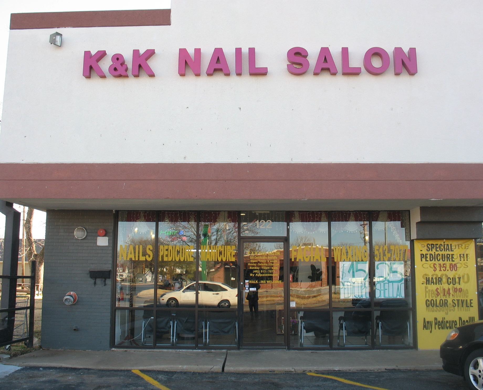 K&K Nail Salon LLC